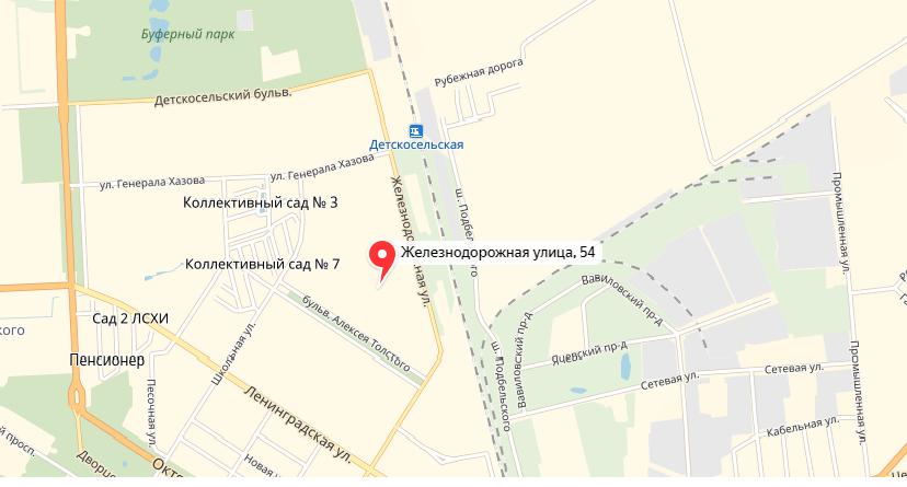 Показать на Яндекс-карте
